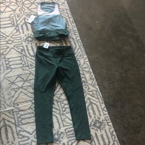 NWT Outdoor Voices Set Size Small